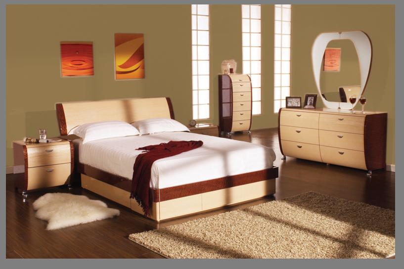 Contemporary Bedroom Sets Queen Size Bed Modern